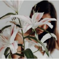 Орхидеи в букетах