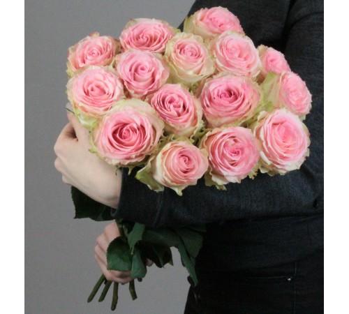Букет из 15 роз премиум качества Эсперанс