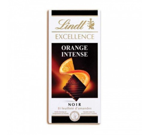 Шоколад Lindt Апельсин
