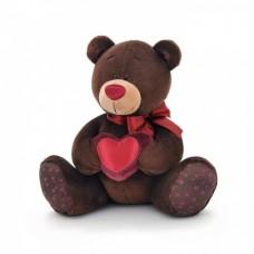 Медвежонок Choco с сердцем