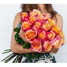 25 Элитных роз 3D (Эквадор)