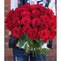 25 Элитных роз Freedom (Эквадор)