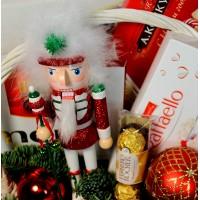 Подарочные новогодние корзины